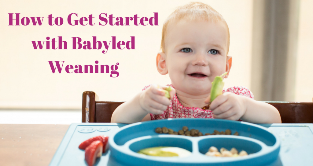 Baby-led Weaning First Foods