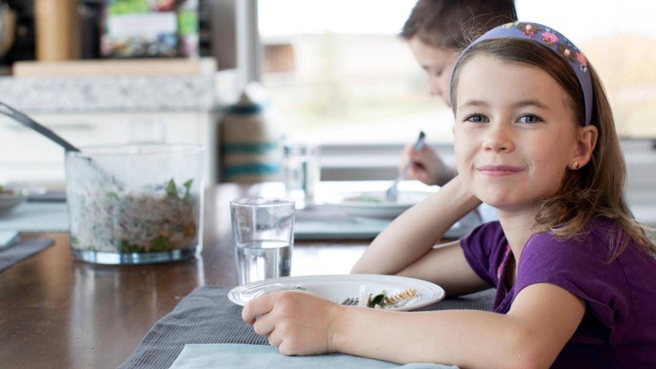 Important Nutrients for Kids & Balanced Meals & Snacks